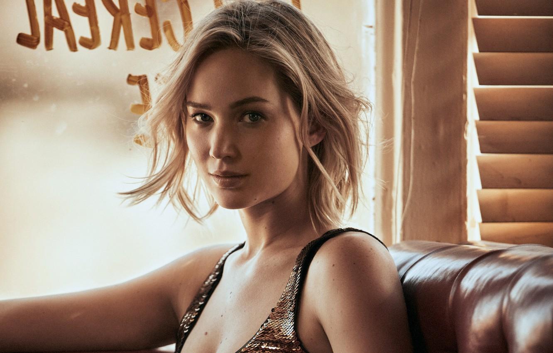 Photo wallpaper model, actress, photographer, journal, photoshoot, Jennifer Lawrence, Vogue, Jennifer Lawrence, Mikael Jansson