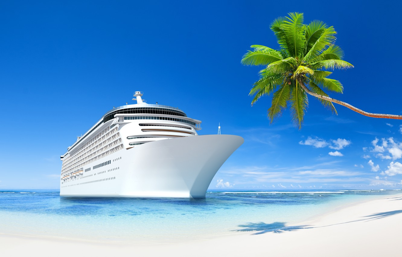 Wallpaper Sea Beach Tropics Stay Ship Beach Sea