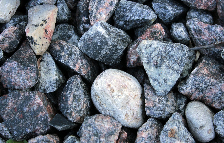 Photo wallpaper white, blue, nature, stones, grey, texture, granite
