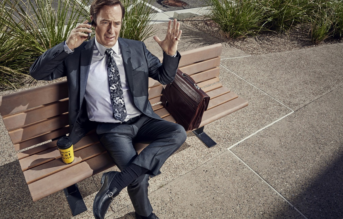 Wallpaper City Breaking Bad Man Leather Coffee Suit
