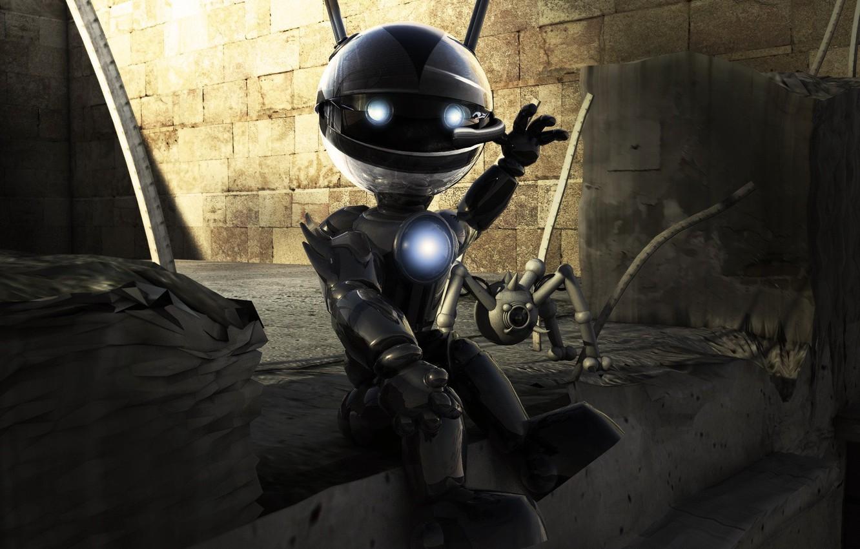 Photo wallpaper energy, 149, Robot