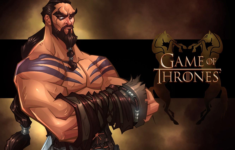 Wallpaper The Series Game Of Thrones Khal Drogo Jason Momoa