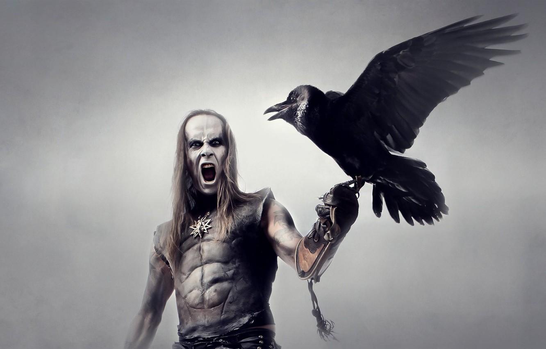 Photo wallpaper death, behemoth, black metal