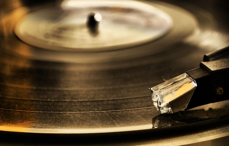 Photo wallpaper music, music, vinyl, record, vinyl, disc