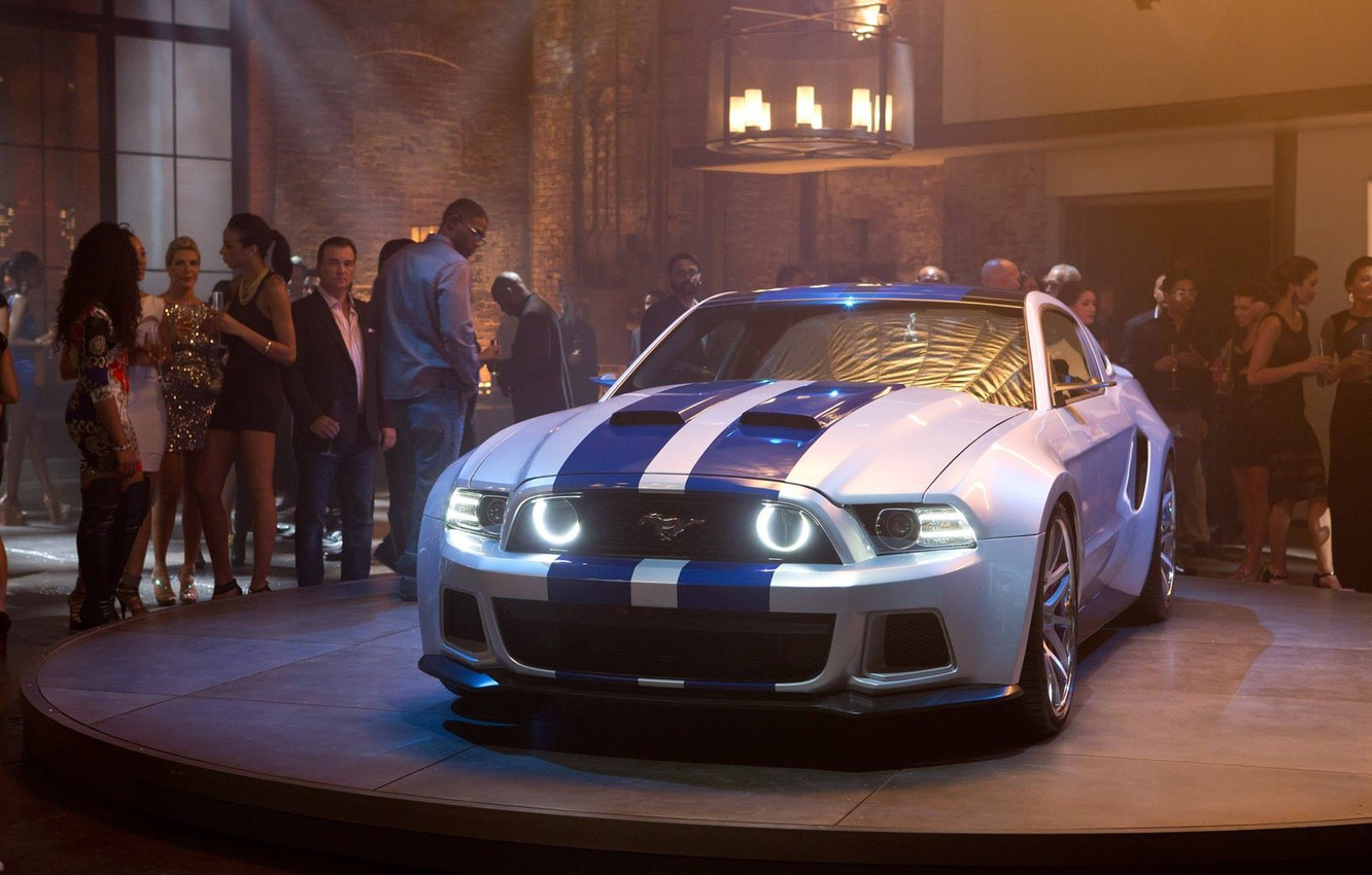 Wallpaper Mustang Ford Shelby Gt500 Need For Speed Need For