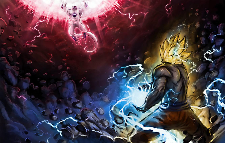 Photo wallpaper Slayer, Heroes, Dragon, Hero, Bleach, Naruto, Anime, Men, Ichigo, Ninja, Fairy Tail, Son Goku, Natsu, …