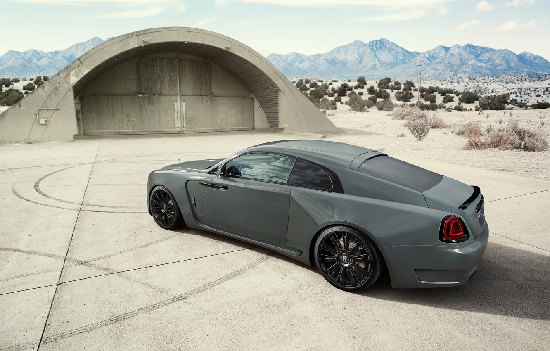 Photo wallpaper Rolls-Royce, rolls-Royce, Wraith, Wright, Spofec