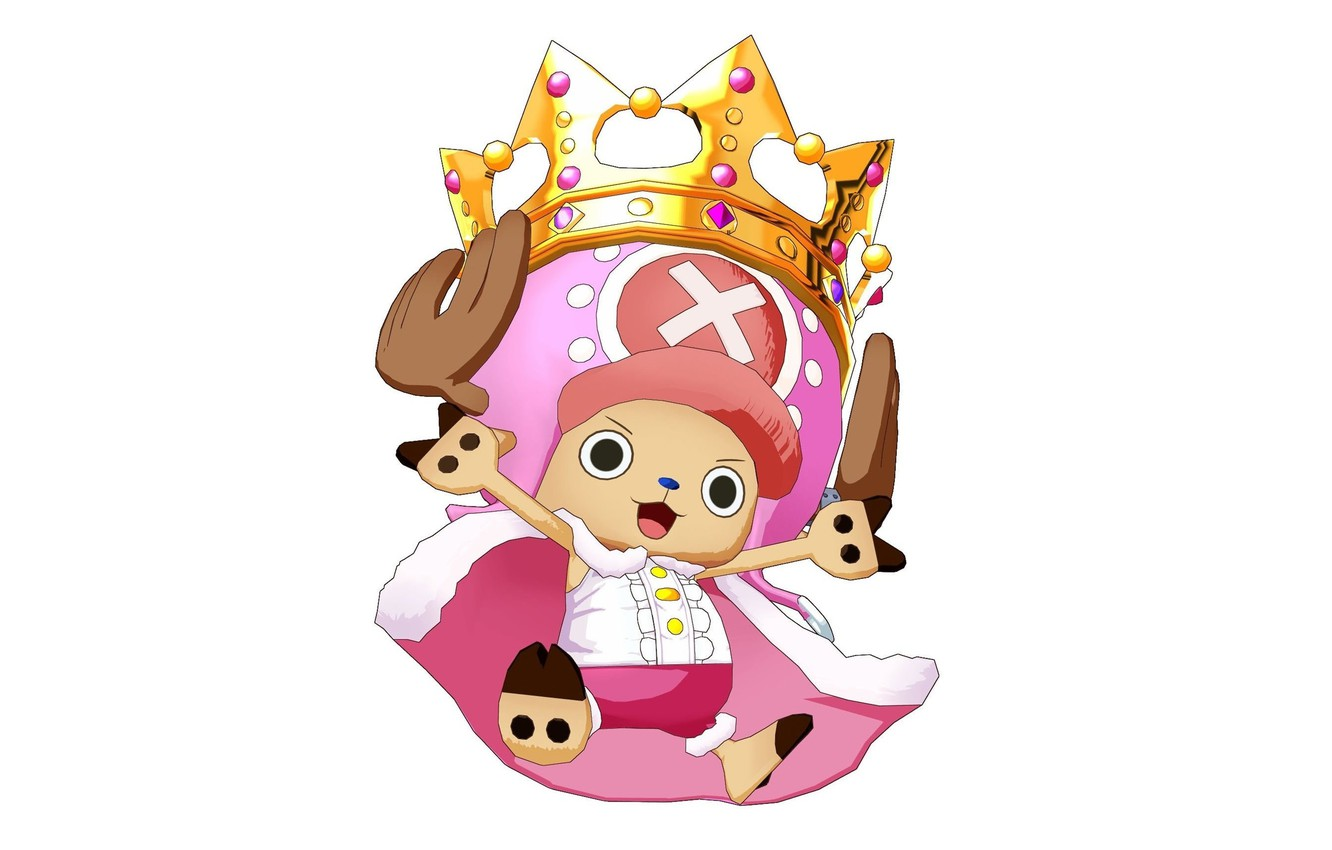 Wallpaper Game Chopper One Piece Pirate Hat Anime Crown Pretty Animal Asian Cute Manga Reindeer Happiness Japanese Oriental Images For Desktop Section Igry Download