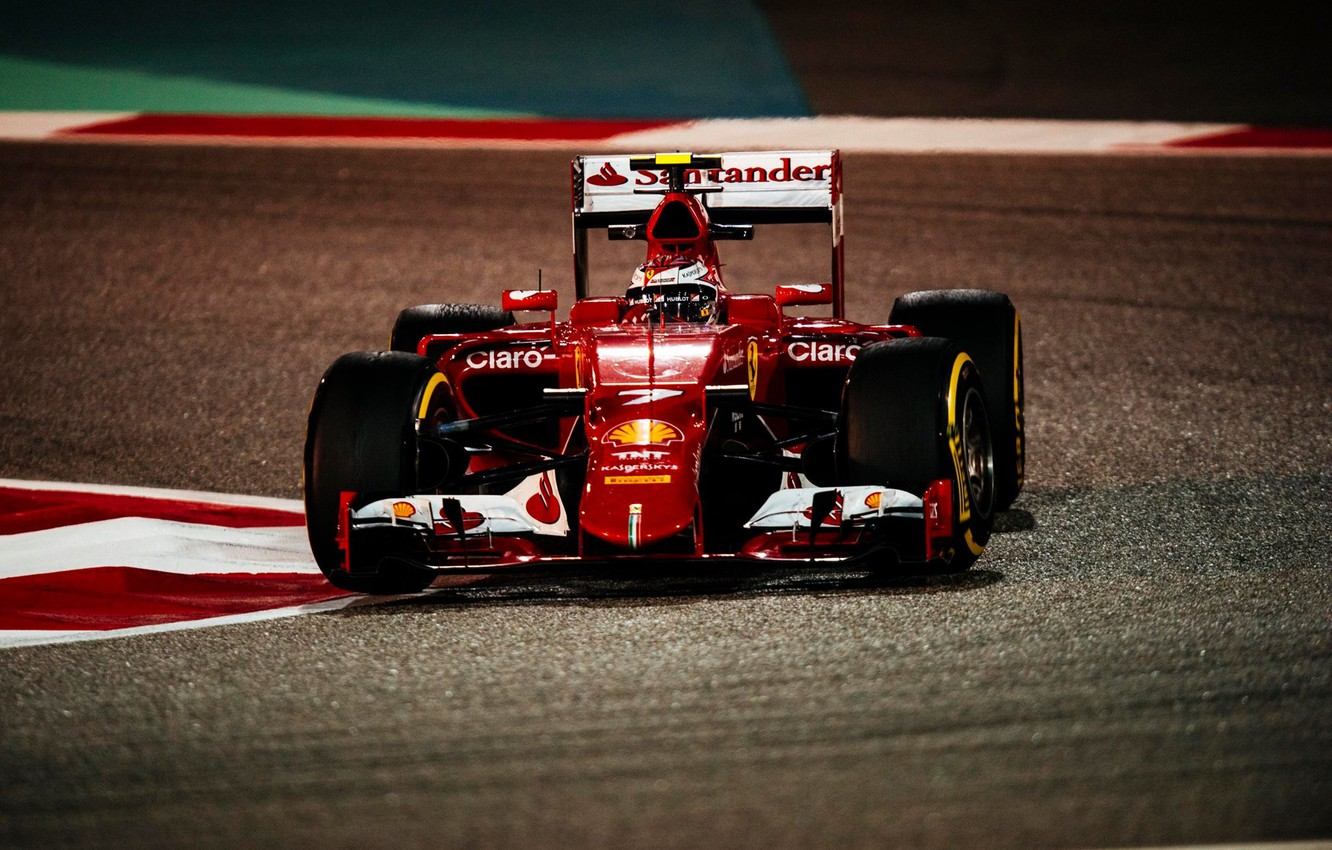 Wallpaper Ferrari Formula 1 Kimi Raikkonen Also Images For Desktop Section Sport Download