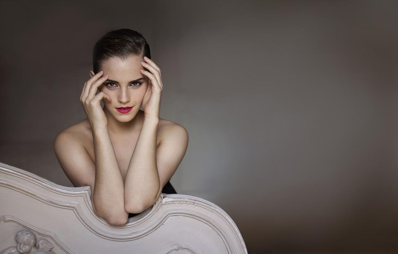 Photo wallpaper girl, Emma Watson, watson, emma, woman, short hair, Harry Potter, actress, Hermoine Granger, gamine, hermoine