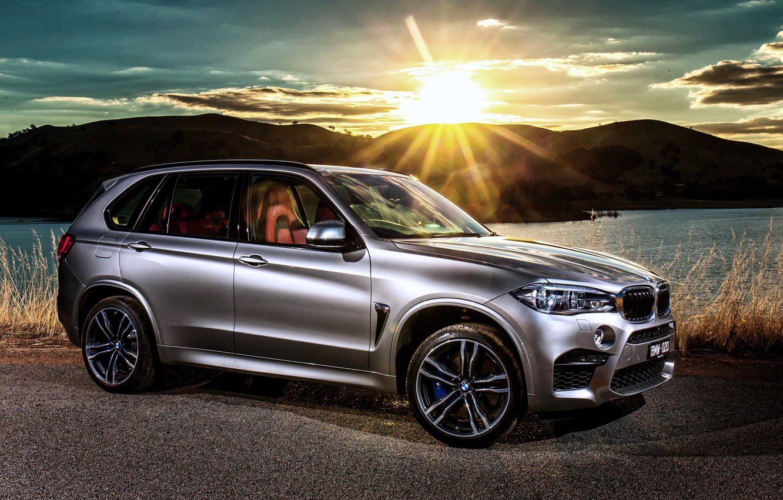 Photo wallpaper BMW, BMW, AU-spec, 2015, F15, X5 M