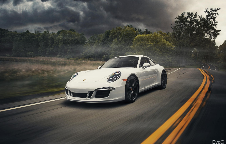 Photo wallpaper white, 911, Porsche, white, Porsche, Carrera, Evano Gucciardo