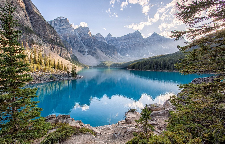 Photo wallpaper nature, Canada, beautiful