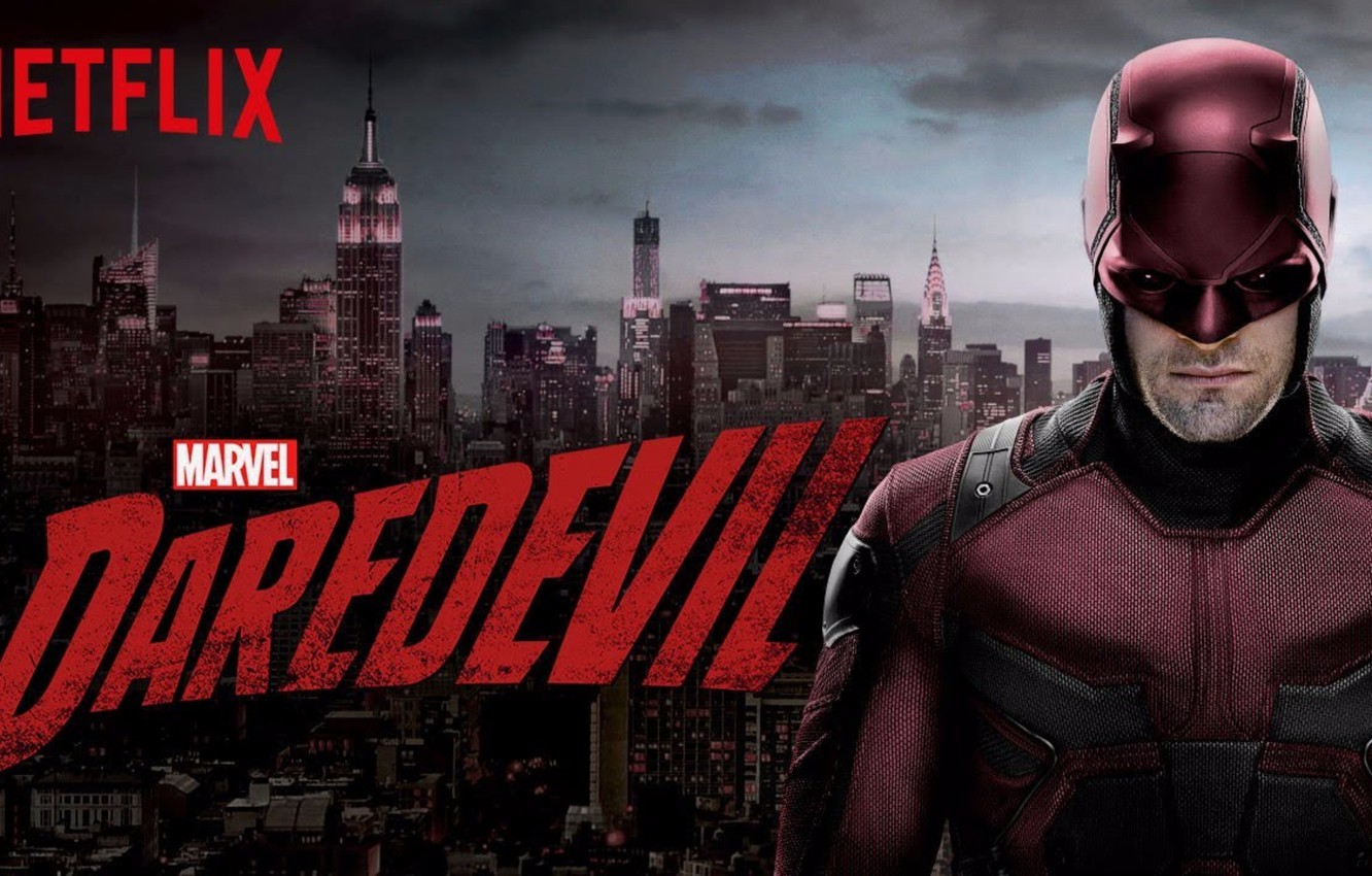 Wallpaper Daredevil Avenger Netflix Matt Murdock Images