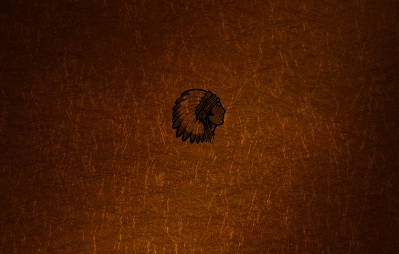 Photo wallpaper minimalism, head, Indian, indian