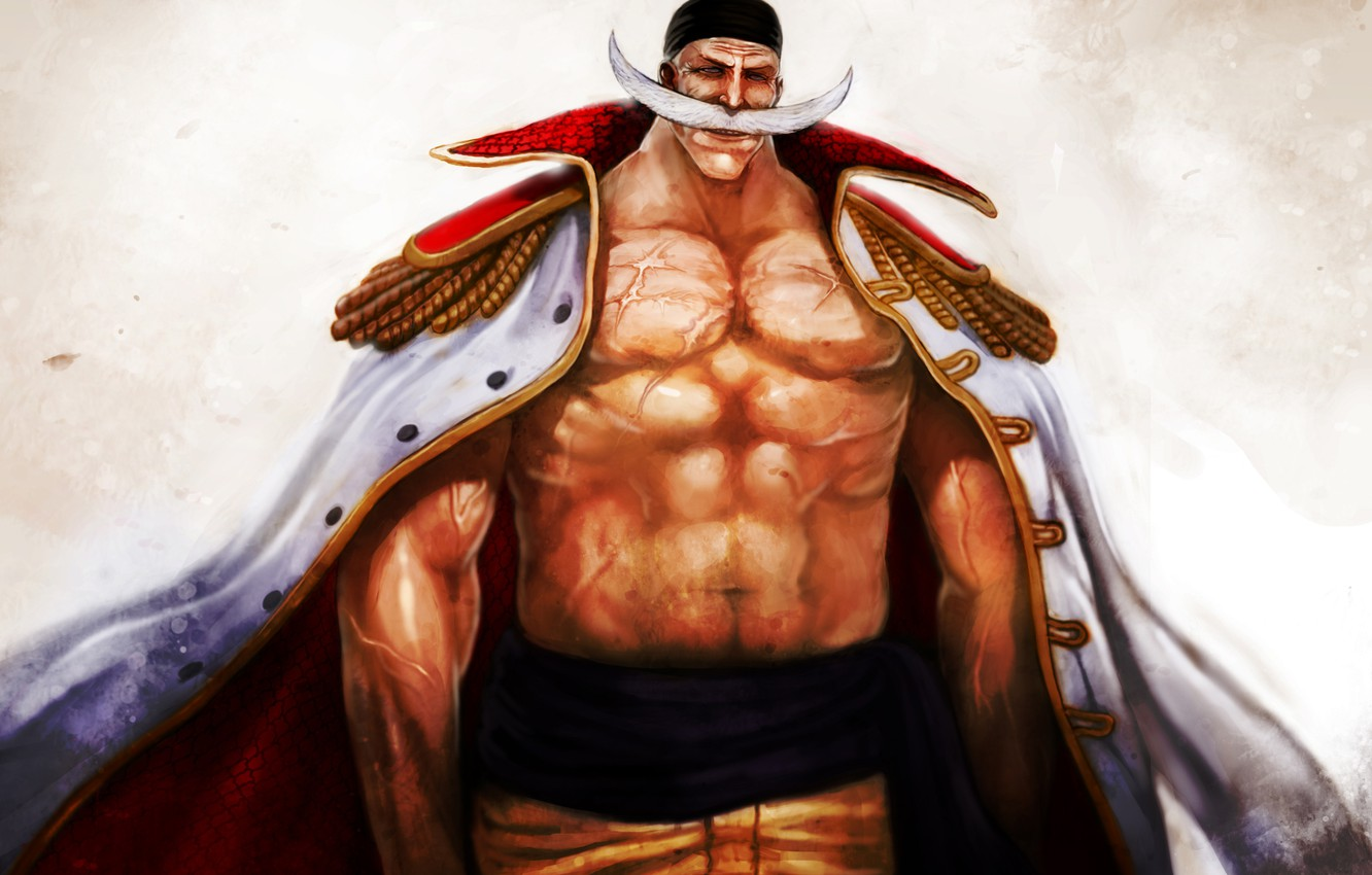 Wallpaper Anime One Piece Man Edward Newgate Images For Desktop Section Prochee Download