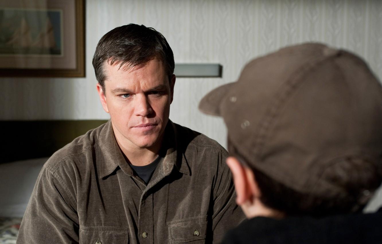 Photo wallpaper Matt Damon, Matt Damon, Hereafter, Before and after