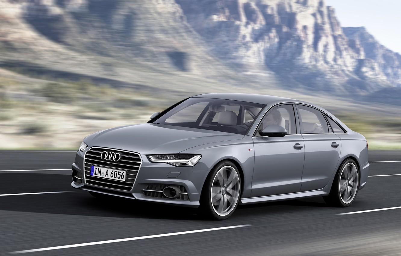 Photo wallpaper Audi, ultra, sedan, tfsi, s-line