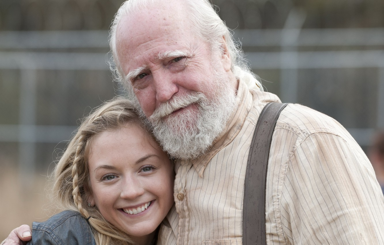 Wallpaper Actors Smile The Walking Dead Emily Kinney