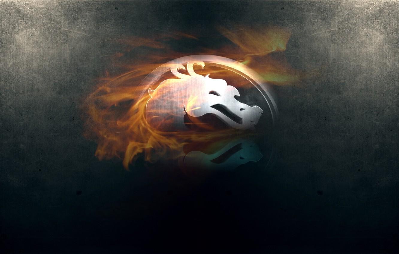 Photo wallpaper Mortal Kombat, Mortal Kombat