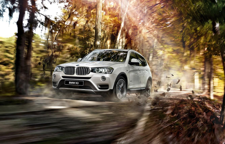 Photo wallpaper BMW, BMW, 2015, F25