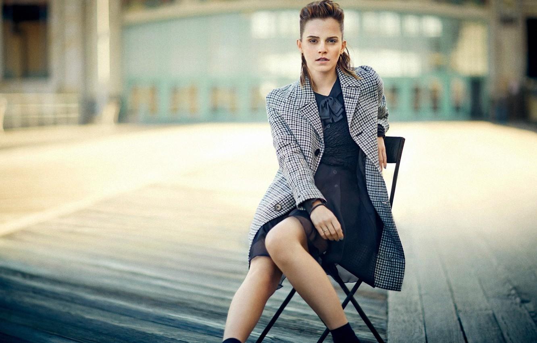 Photo wallpaper celebrity, girls, Emma Watson