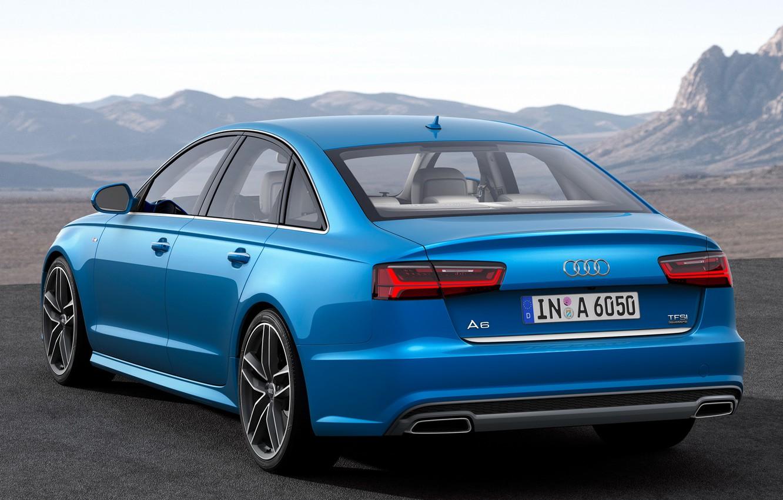 Photo wallpaper Audi, quattro, sedan, 3.0, s-line