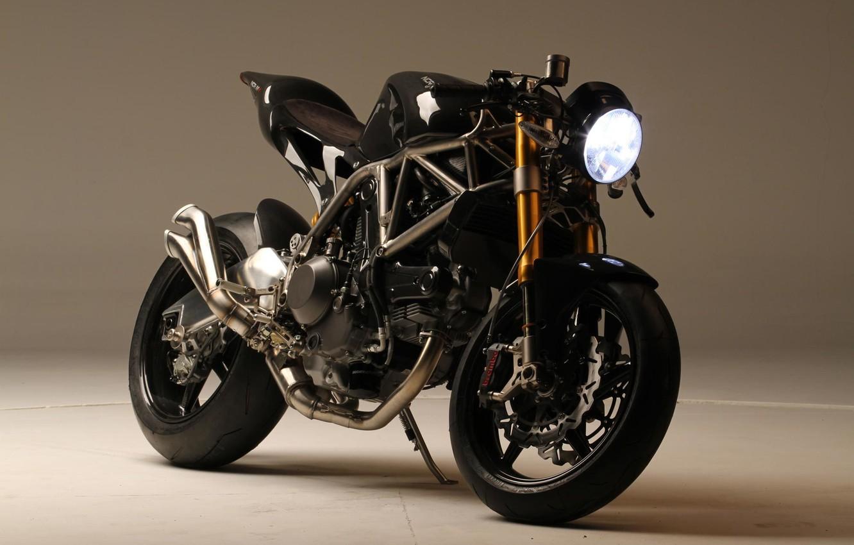 Photo wallpaper motorcycle, NCR