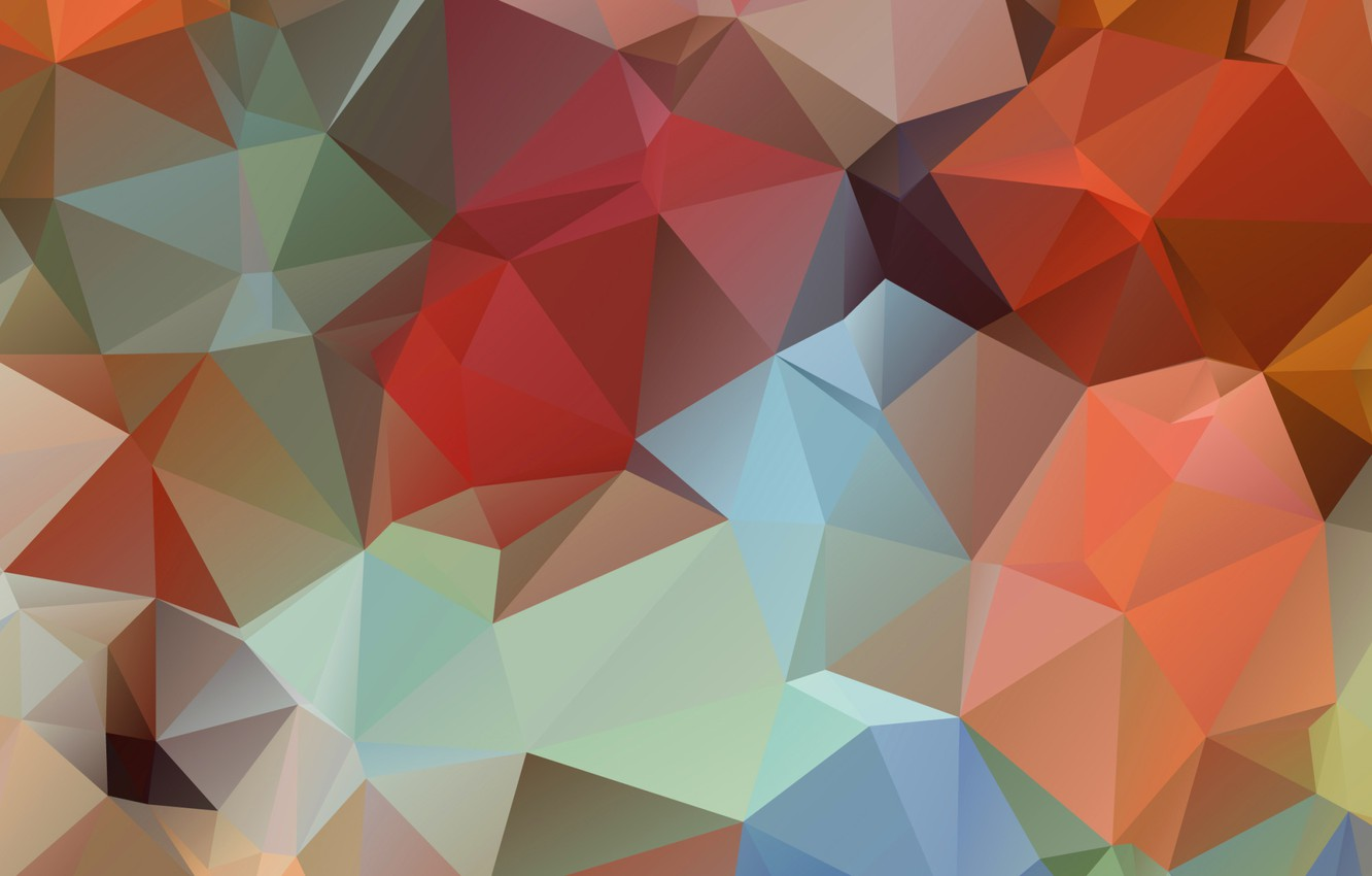Photo wallpaper line, Wallpaper, color, angle, geometry, the volume, figure, face, triangle