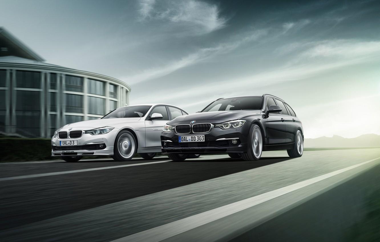 Photo wallpaper BMW, BMW, F30, 3 Series, 2013, Alpina, F31
