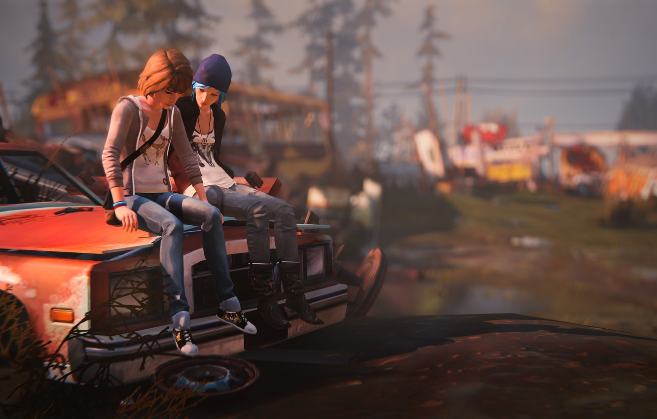 Wallpaper Game Max Price Chloe Chloe Max Life Is Strange