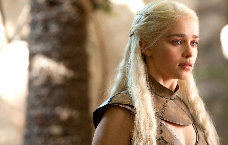 Wallpaper Actress Game Of Thrones Game Of Thrones Emilia