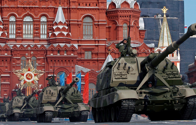 Photo wallpaper technique, area, Moscow, parade, Stroy