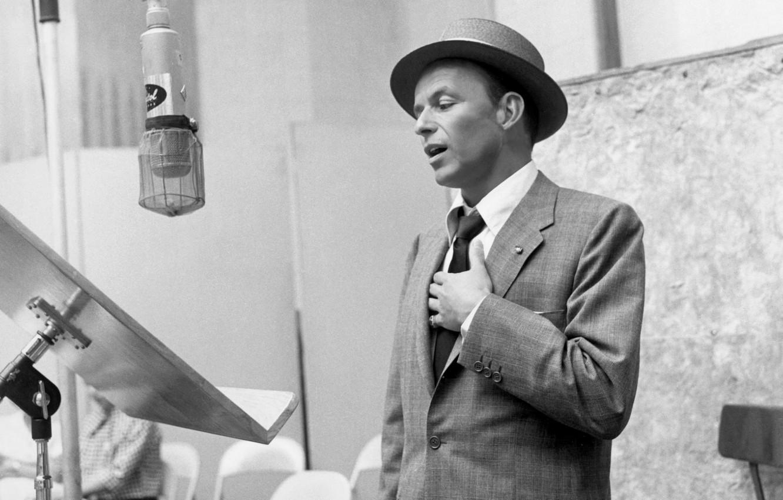 Photo wallpaper retro, actor, male, legend, best, singer, Frank Sinatra, Francis Albert Sinatra, the generation, sinatra, the …