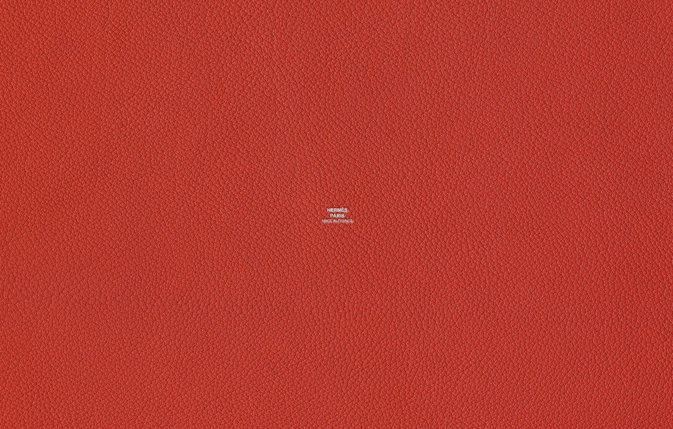 Wallpaper Red Color Texture Leather Hermes Images For