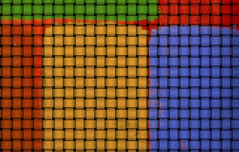 Photo wallpaper color, texture, form