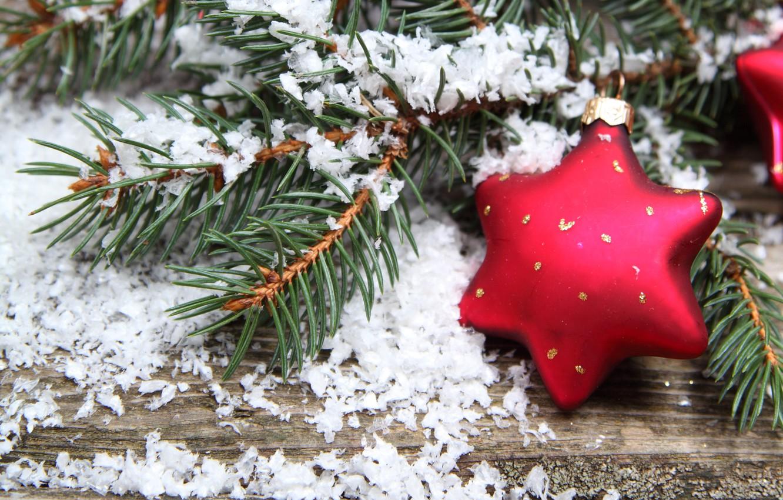 Photo wallpaper balls, decoration, holiday, New Year, Christmas, star, Christmas, New Year