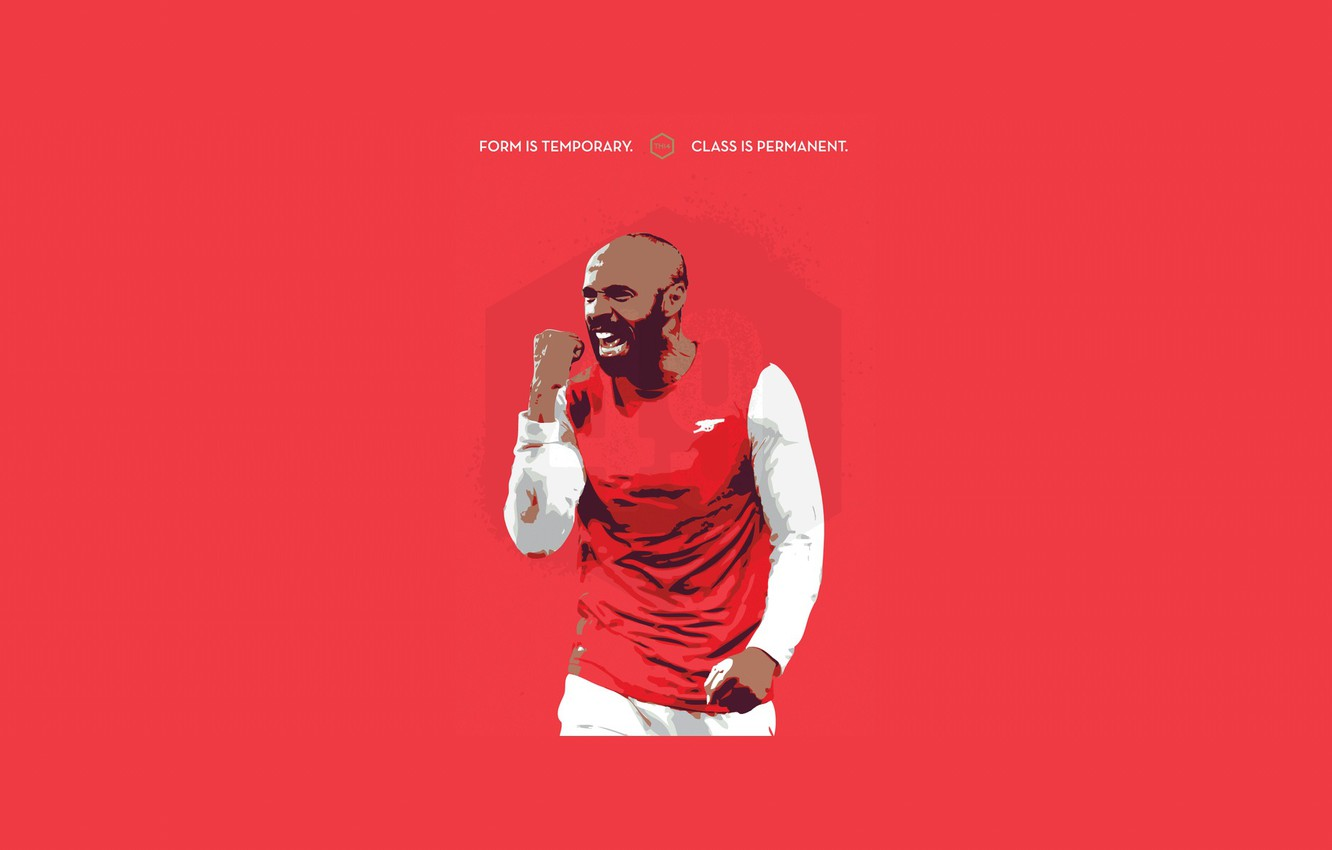 Wallpaper Arsenal French Footballer Va Va Rage Titi The