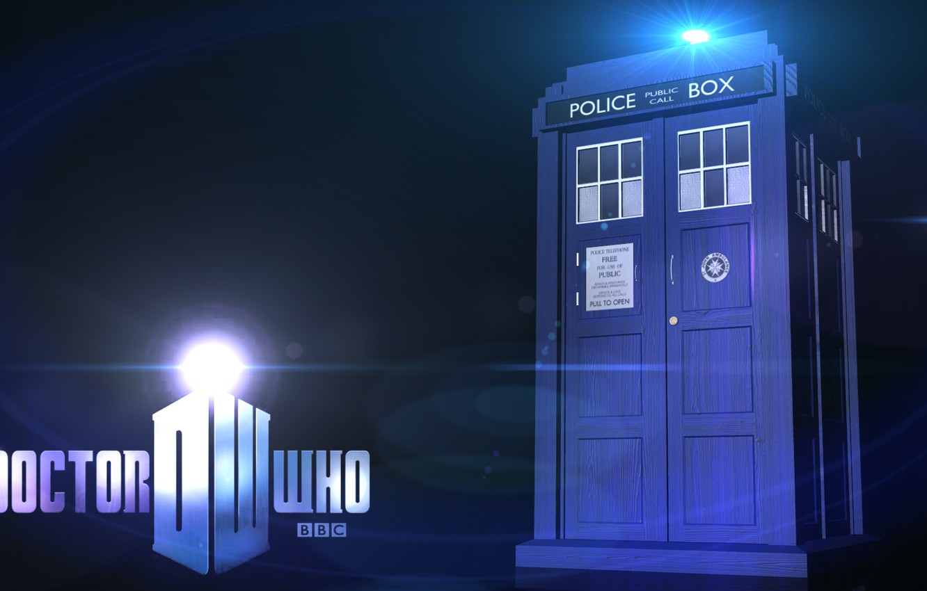 Wallpaper Background Logo Doctor Who Doctor Who The