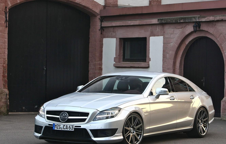 Photo wallpaper tuning, Mercedes, Mercedes, Carlsson, CK 63 RSR