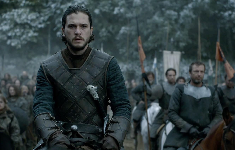 Wallpaper Game Of Thrones Jon Snow Kit Harington Battle Of The