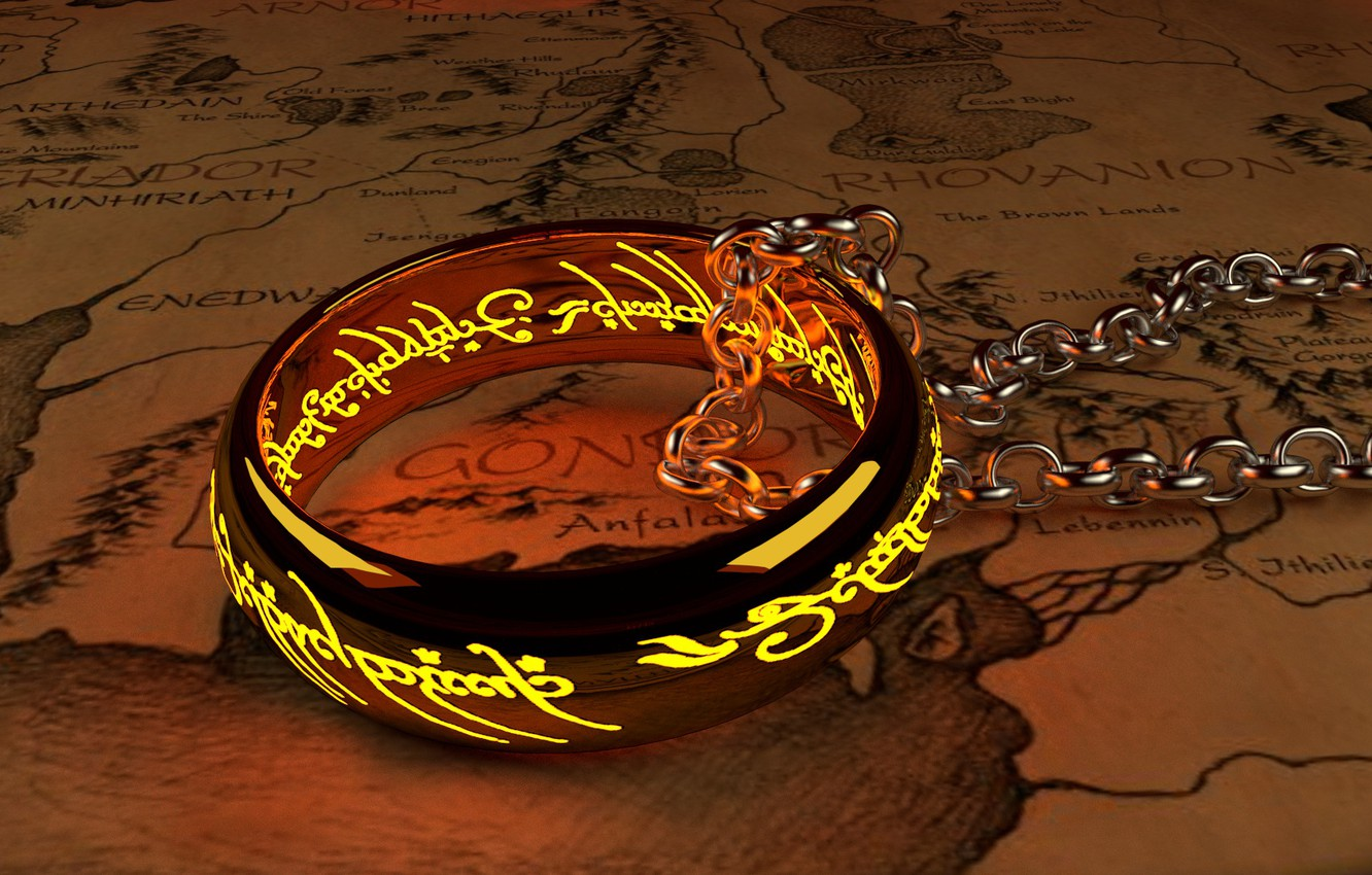 Wallpaper Map The Lord Of The Rings Ring The Lord Of The Rings