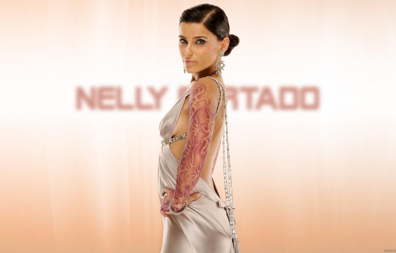 Photo wallpaper singer, Nelly, Kim, furtado, nelly, Furtado, kim