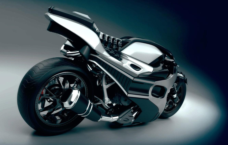 Photo wallpaper sport, Moto, the concept