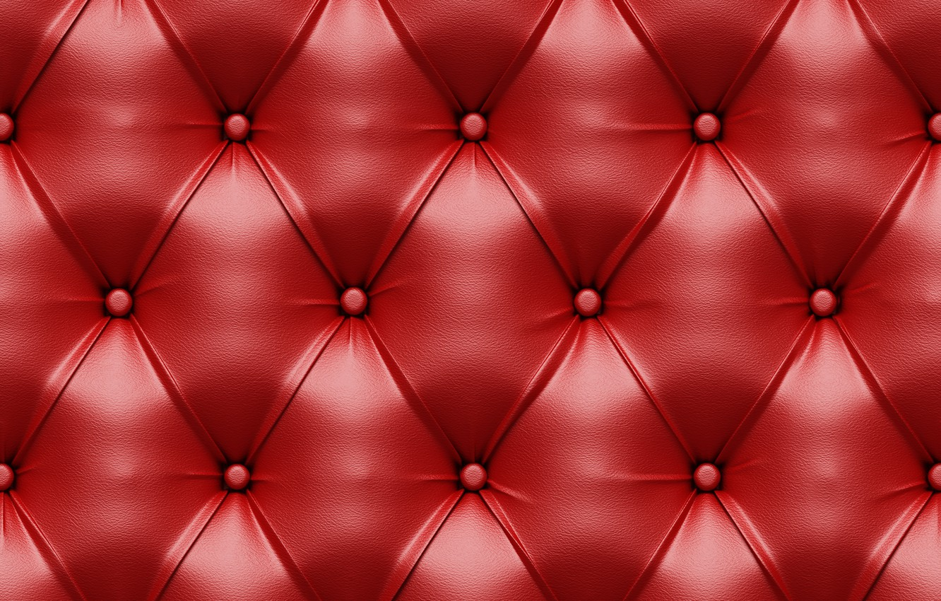 Wallpaper Background Texture Leather Red Leather