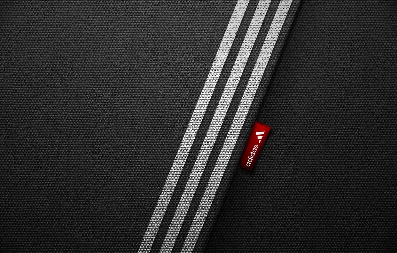 Photo wallpaper adidas, firm, brand, sports wear