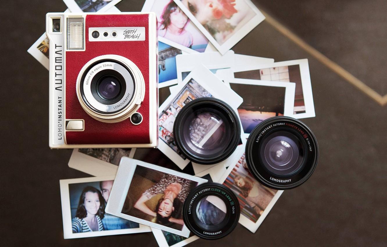 Photo wallpaper photography, digital, woman, photo, man, memories, lenses, technology, digital photography, automat, Lomography, Lomo Instant Automat, …