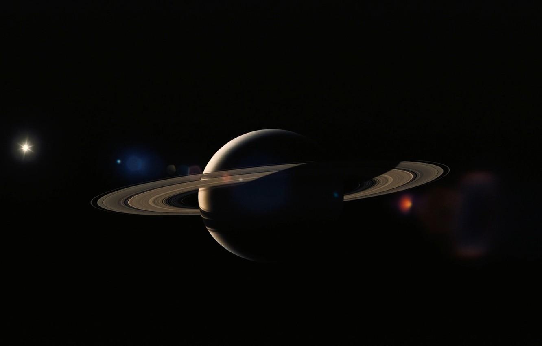 Wallpaper space, planet, Interstellar