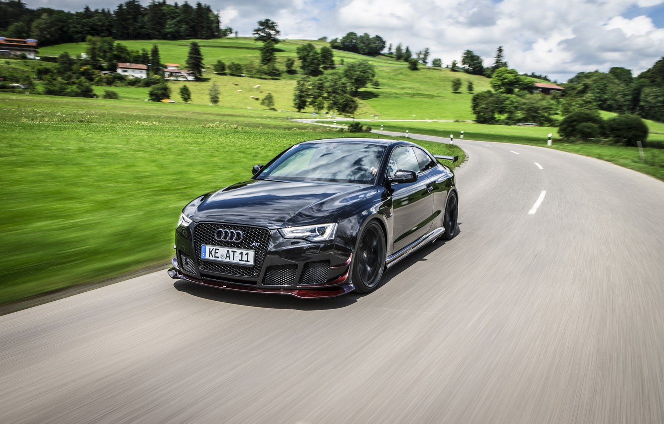 Photo wallpaper audi, Coupe, ABBOT, RS 5