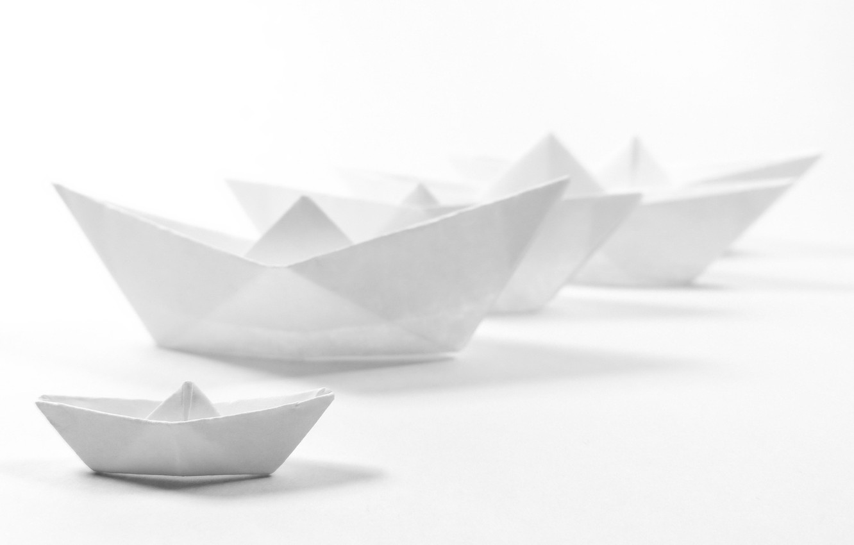 Photo wallpaper paper, background, boats, Ghost Fleet